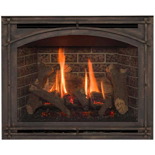 Strange A Kozy Heat Springfield36 Hearth Products Great American Complete Home Design Collection Barbaintelli Responsecom