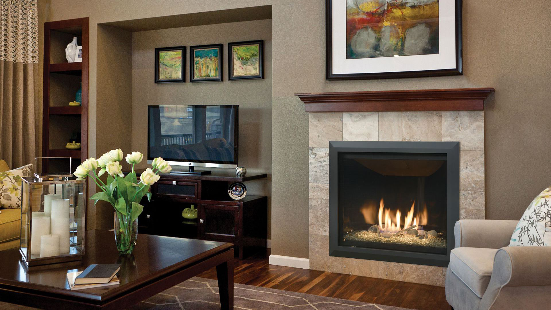 A KOZY HEAT Carlton 46 | Hearth Products | Great American ...