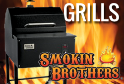 -$150 OFF Smokin Brothers Pellet Grills