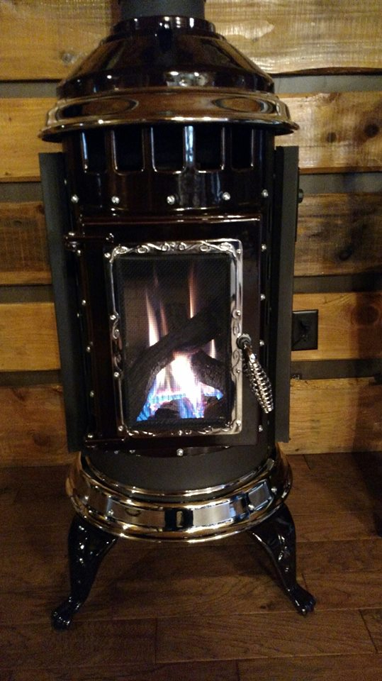 Thelin Parlour Gas Stove Hearth Products Great