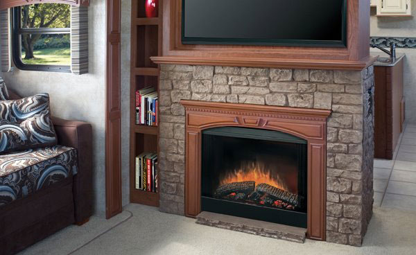 DIMPLEX Mini Cube | Hearth Products | Great American Fireplace in ...