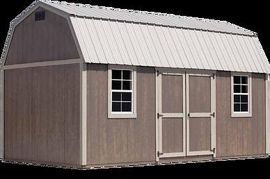 Premier Buildings Premier Lofted Barn Cabin Outdoor