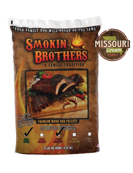 Smokin Brothers ~ Pure pellets