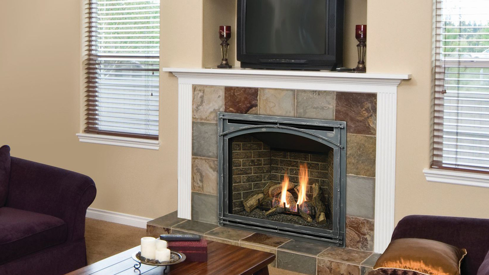 A KOZY HEAT Slayton 42 | Hearth Products | Great American ...