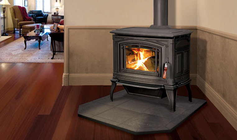 ENVIRO Boston 1200 FS Hearth Products Great American