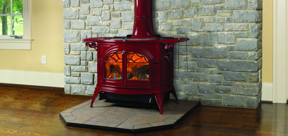 VERMONT CASTINGS Defiant - BLAZE KING Princess Hearth Products Great American Fireplace
