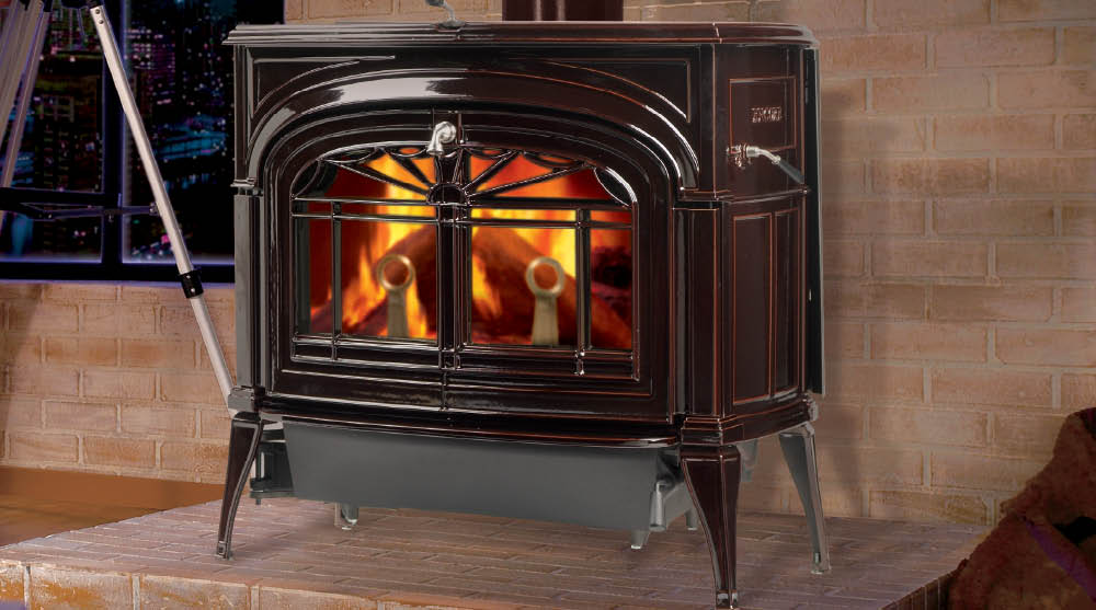 VERMONT CASTINGS Encore - VERMONT CASTINGS Defiant Hearth Products Great American
