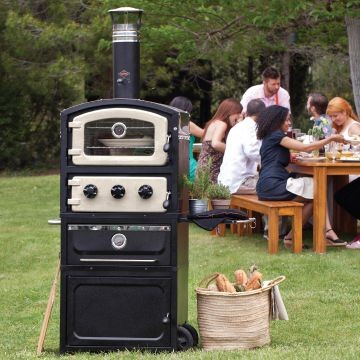 ALFRESCO HOME Fornetto wood oven
