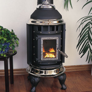 Thelin Gnome Pellet Stove Hearth Products Great American Fireplace In Menomonie Wi
