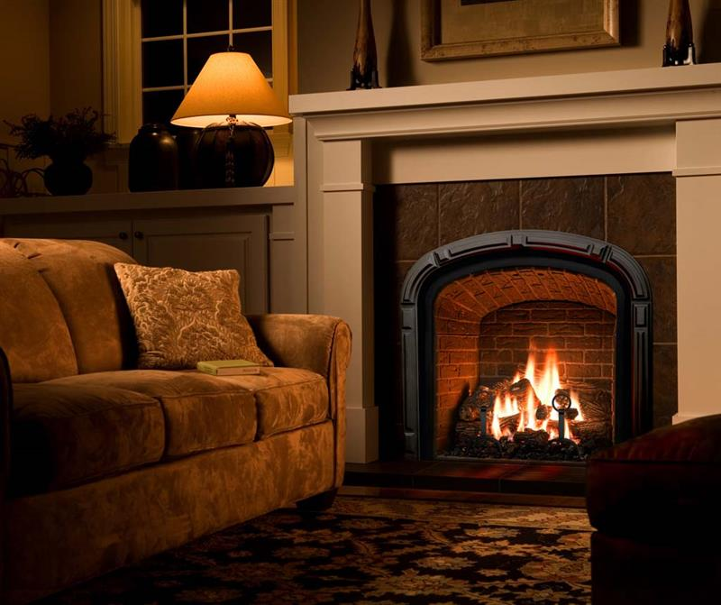 Fireplace Design astria fireplace : ASTRIA Montebello DLX 40 | Hearth Products | Great American ...