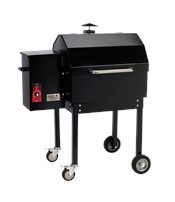 "Smokin Brothers ~ Traditional 24"" Pellet Grill"
