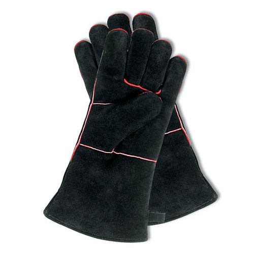 ~Fireplace Gloves Suede